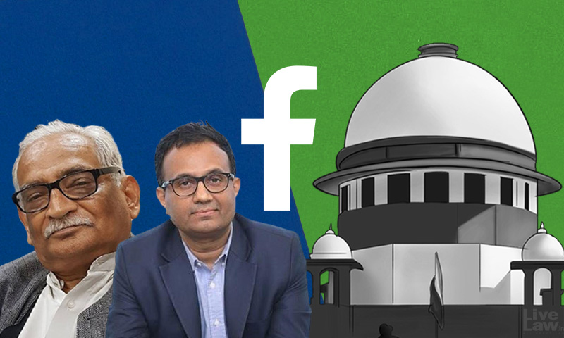 Peace & Harmony Cannot Be Equated With Public Order : Dhavan Defends Delhi Assembly Summons To Facebook VP