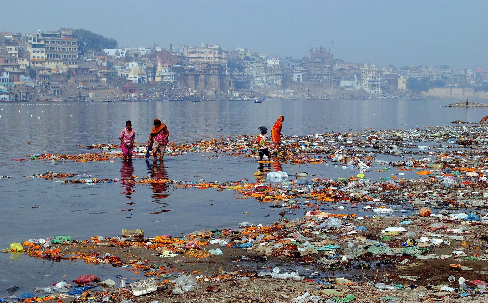 Ganga Pollution- Large Quantity Of Untreated Water Flowing Into Rivers, Huge Amount Of Public Money Getting Wasted: Committee Informs Allahabad HC