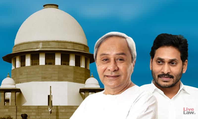 Supreme Court Adjourns State Of Odishas Contempt Plea Against Andhra Pradesh Over Kotiya Villages Dispute