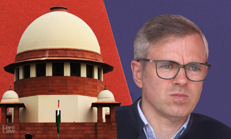 How Can We Coerce Someone To Give Consent For Physical Hearing?, Supreme Court On Omar Abdullahs Plea Against Delhi HC Circular