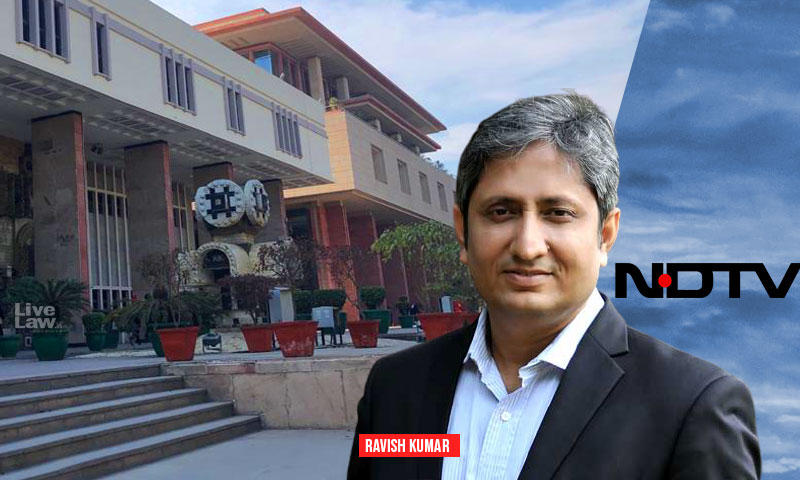 Delhi High Court Relies On Ravish Kumars NDTV Video While Granting Bail To 3 Riots Accused