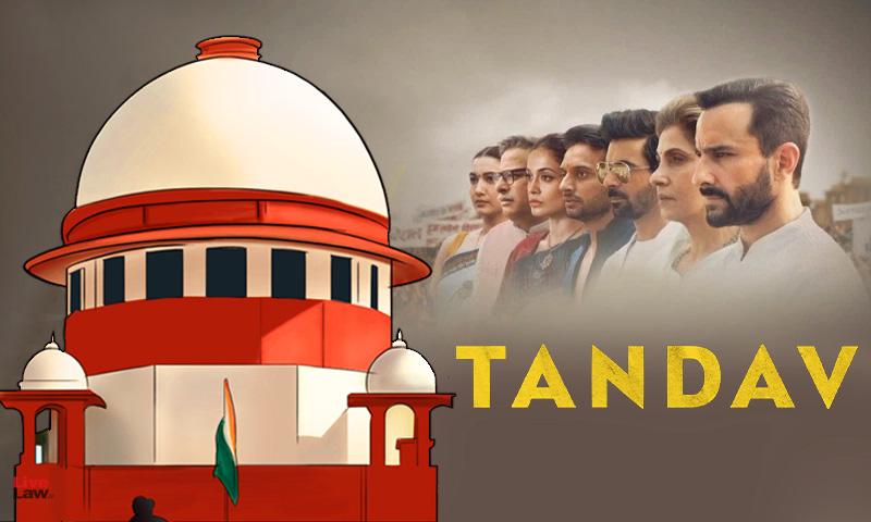 Tandav Row- Supreme Court To Hear Plea For Anticipatory Bail By Amazon Primes Commercial Head Aparna Purohit Tomorrow