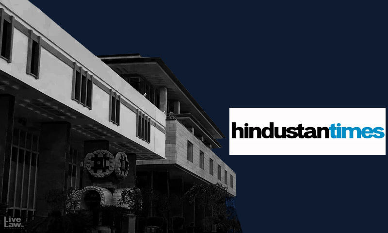 Press Council Censure Order Effectively Stopping Ads In Hindustan Times Newspaper: Delhi High Court Stays Order
