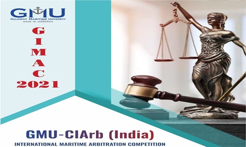 GMU-CIArb (India) International Maritime Arbitration Competition (GIMAC) [Register by 22nd March 2021]