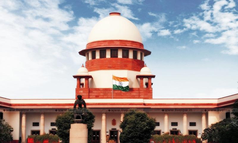 Supreme Court Refuses To Entertain Plea Seeking Uniform Policy To Resolve Public Agitations
