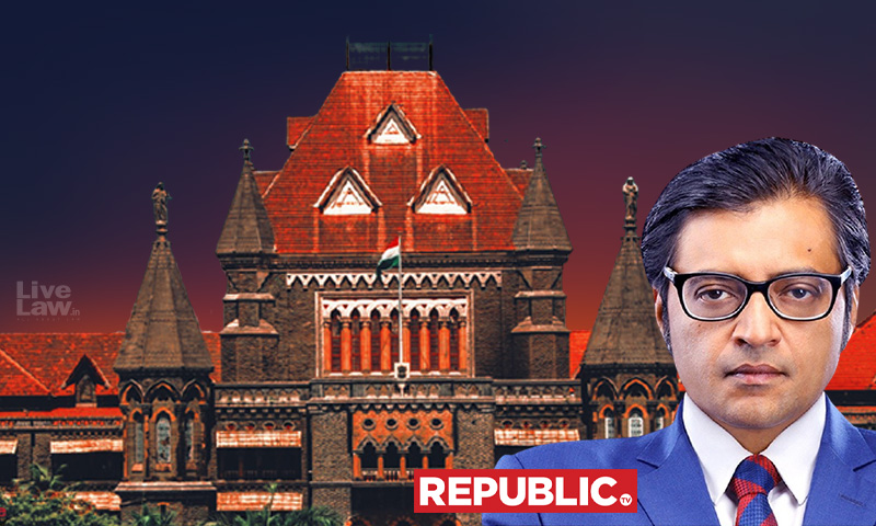 TRP Scam : Prima Facie Nothing Substantial On Record Against Arnab Goswami & Republic TV Even After 3 Months Of Investigation, Observes Bombay High Court