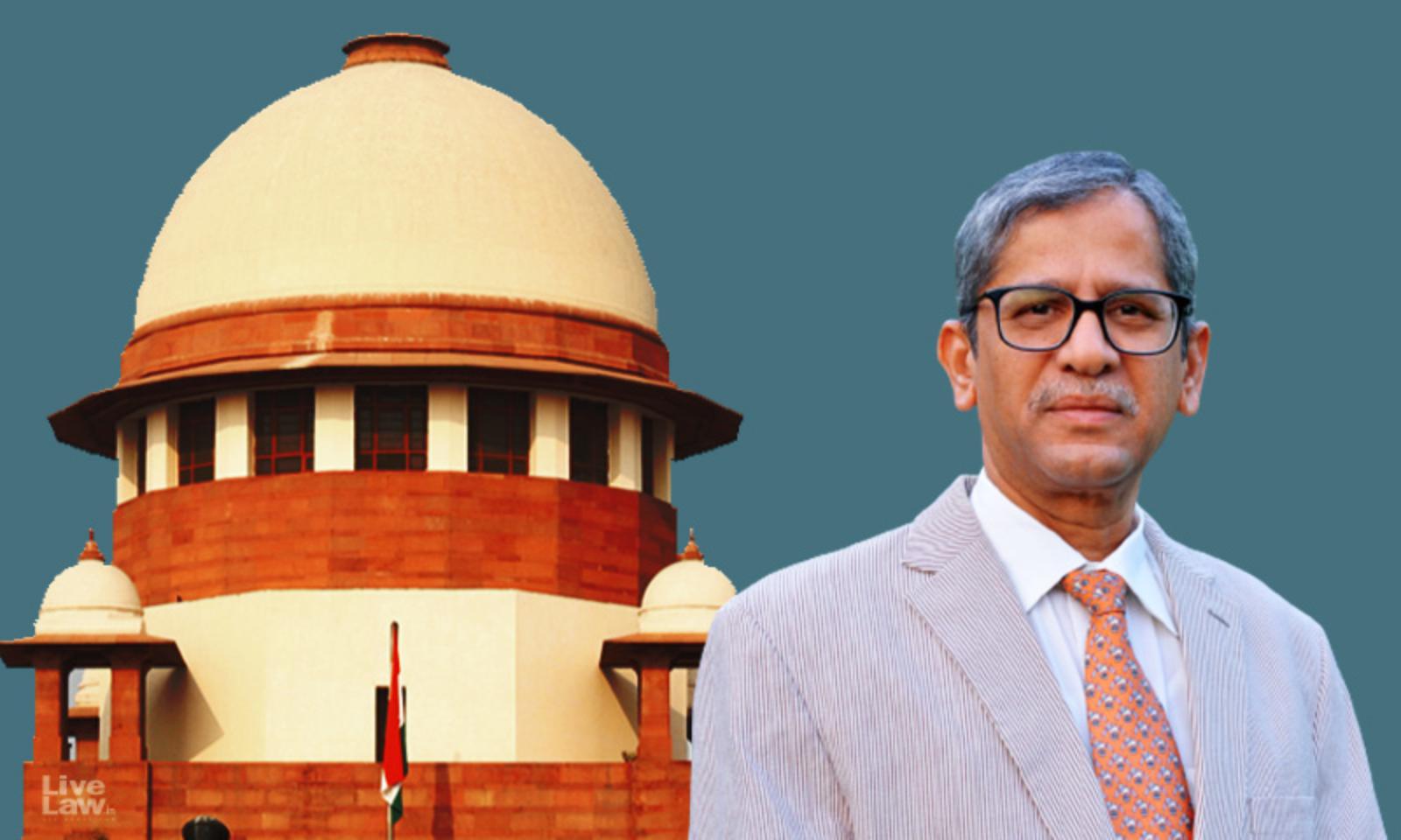 रमना भारत मुख्य न्यायाधीश