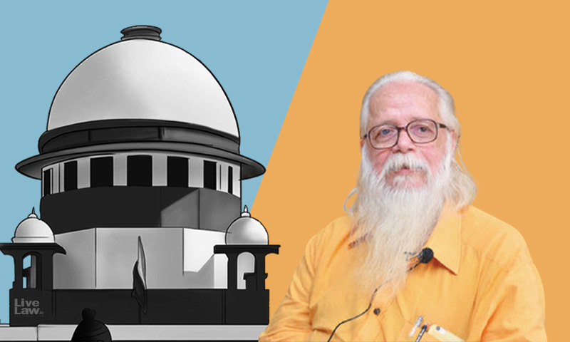 ISRO Espionage Case - Justice DK Jain Committee Report By Itself Cannot Be Basis To Proceed Against Accused; CBI Will Have To Collect Materials Independently : Supreme Court