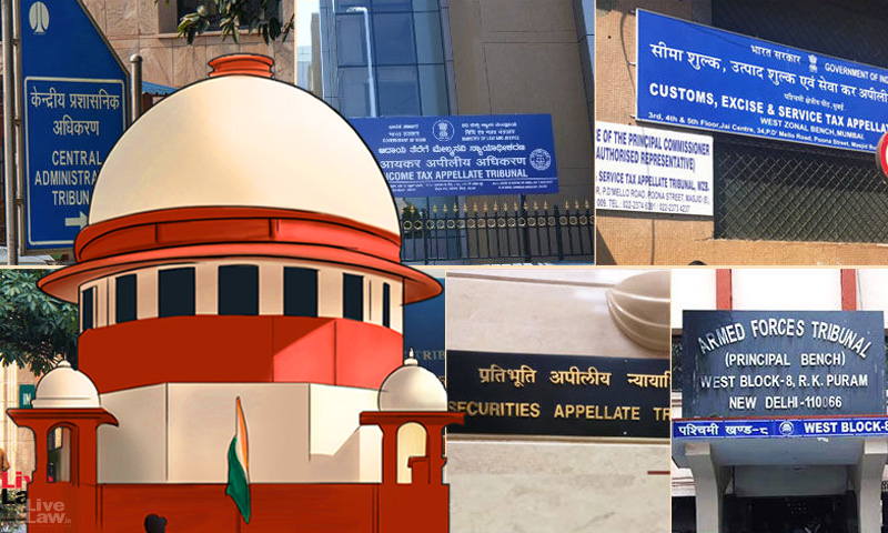 Centre Bound To Create National Tribunals Commission : Supreme Court Tells Attorney General