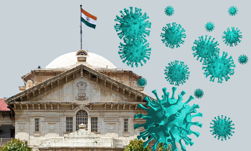 COVID-19- Enough To Spend On Elections, Very Little For Public Health, People Governing To Be Blamed For Health Problems: Allahabad HC Imposes Lockdown In 5 Cities Till April 26