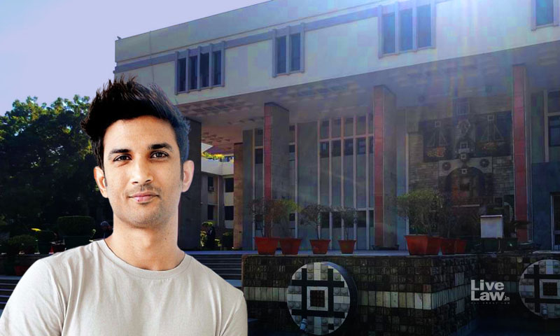 Sushant Singh Rajput Case: Delhi High Court Directs Parties To Clarify Release Of Nyaay: The Justice