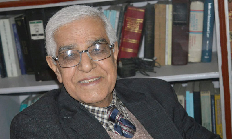 Remembering Professor AK Koul: A Glorious Journey Of Law Teaching And Research Of 50 Years