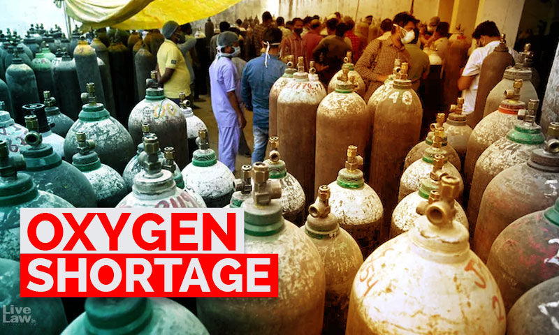 Karnataka High Court Suggests Judicial Enquiry Into Death Of 24 Patients Allegedly Due To Oxygen Shortage