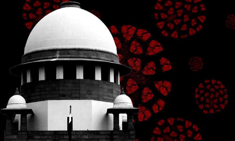 [COVID19 Suo Motu Case]During National Crisis Supreme Court Cant Be A Mute Spectator, Our Intention Is Not To Interdict High Courts: SC