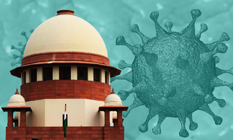 Sharing Information Widely An Important Tool To Combat COVID : Supreme Court On SOS Calls In Social Media