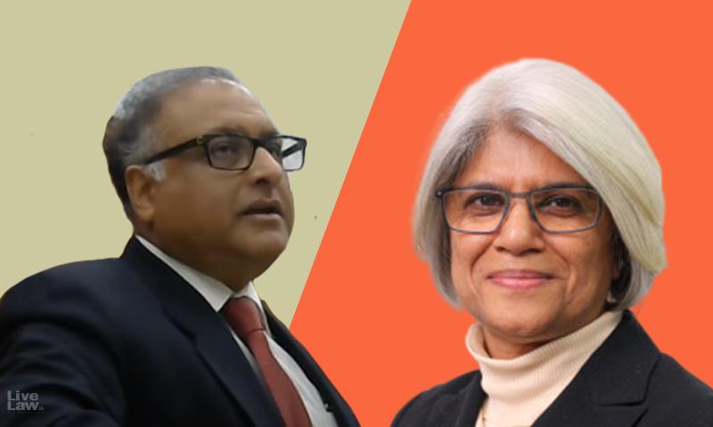 Supreme Court Appoints Senior Advocates Jaideep Gupta & Meenakshi Arora As Amici Curiae In Suo Moto COVID Case