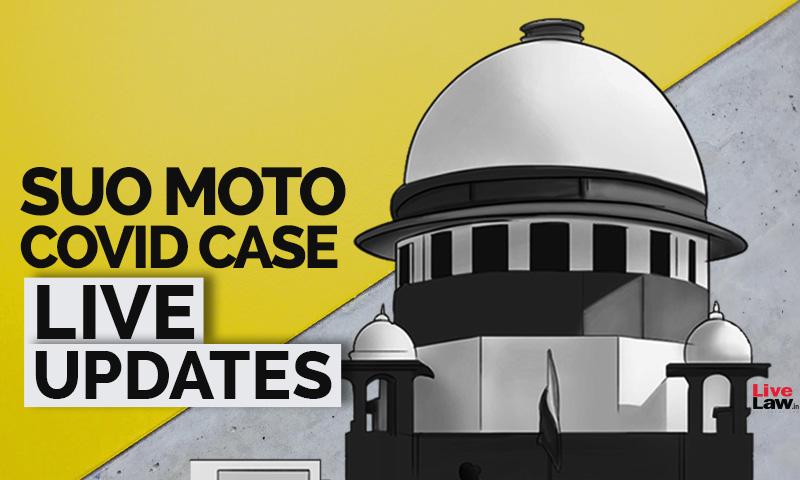 Supreme Court Suo Motu COVID Case: Live Updates