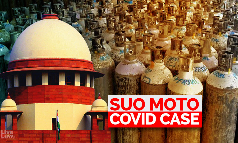 Delhis Oxygen Shortage Must Be Remedied Forthwith : Supreme Court Directs Centre To Rectify Supply Deficit