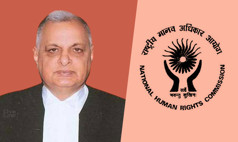 Justice Prafulla Chandra Pant Appointed As The Acting Chairperson Of National Human Rights Commission
