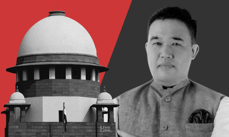 Supreme Court Admits BJP Leader Okram Henry Singhs Plea Challenging HCs Order Declaring His Election From Manipur Constituency Void, Gets Partial Reliefs
