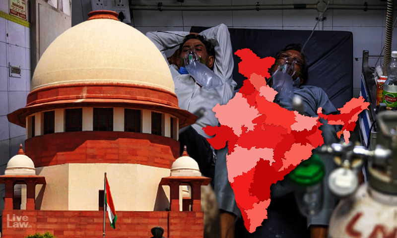 Supreme Court Directs Audit Of Medical Oxygen Supplied To States/UTs To Ensure Accountability