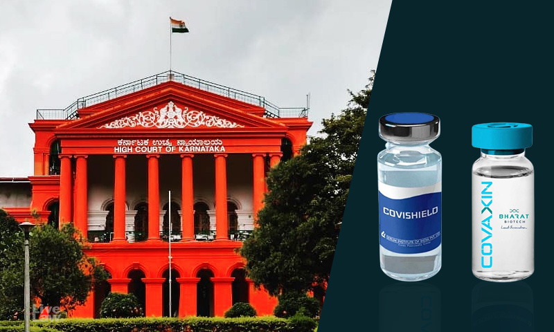 Not Giving Second Dose Of COVID Vaccine Is Violation Of Article 21 : Karnataka High Court