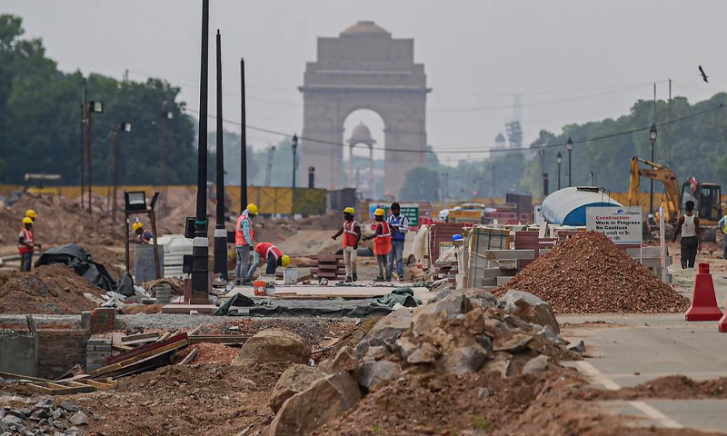 Central Vista Project Of National Importance : Delhi High Court Dismisses Plea To Suspend Work Amid COVID; Imposes Rs 1 Lakh Cost On Petitioners