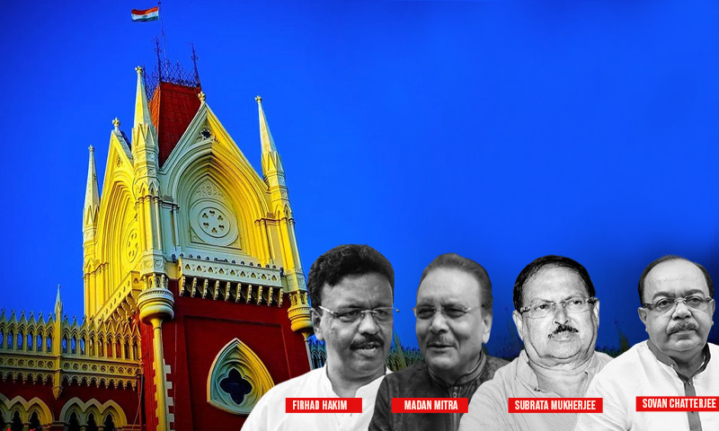 Calcutta High Court Orders House Arrest Of 4 TMC Leaders In Narada Case After Judges Disagree On Interim Bail