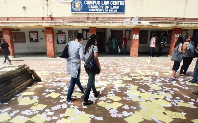 Pending Exams At Delhi Universitys Faculty Of Law