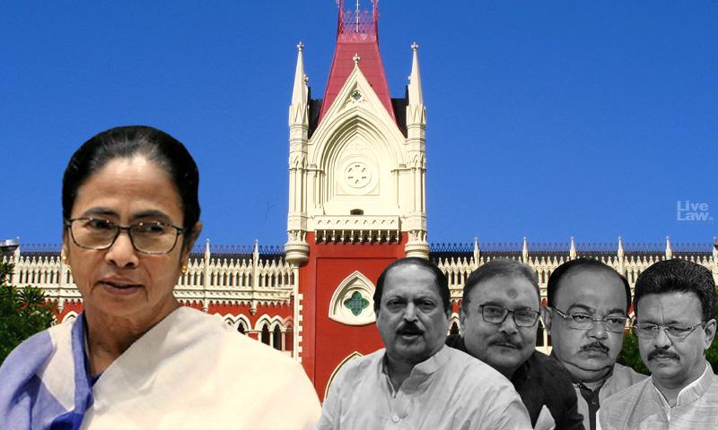 BREAKING : Calcutta High Court Grants Interim Bail To 4 Trinamool Leaders In Narada Case