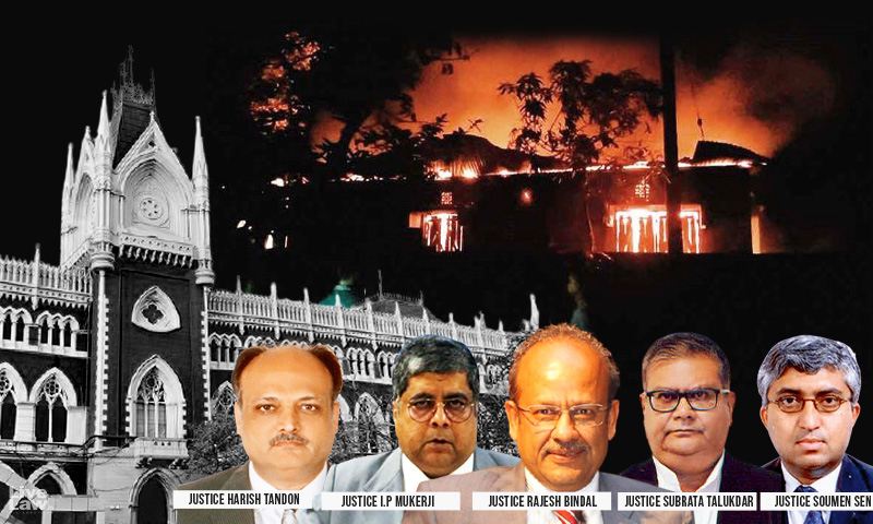 West Bengal Post-Poll Violence : Calcutta High Court Directs Second Autopsy Of Slain BJP Members Body; Asks Police To Register FIRs On NHRC Recommendations