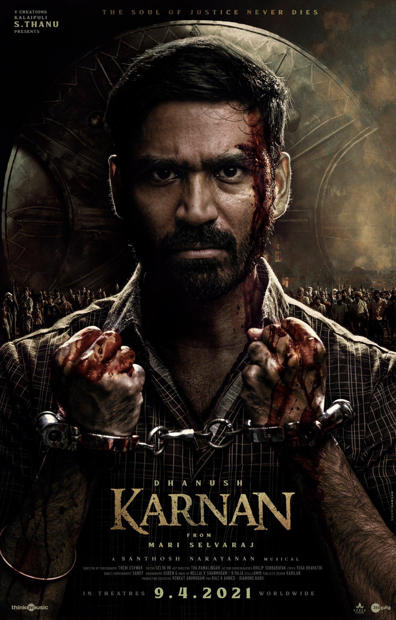 Law On Reels:  Karnan: A Melancholic Ode Of Oppression