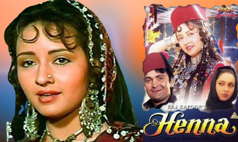 Law On Reels: Henna (1991): Is It Really A Trans-Border Love Story?