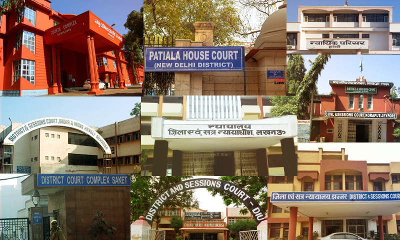 Train And Reign The Indian Courts