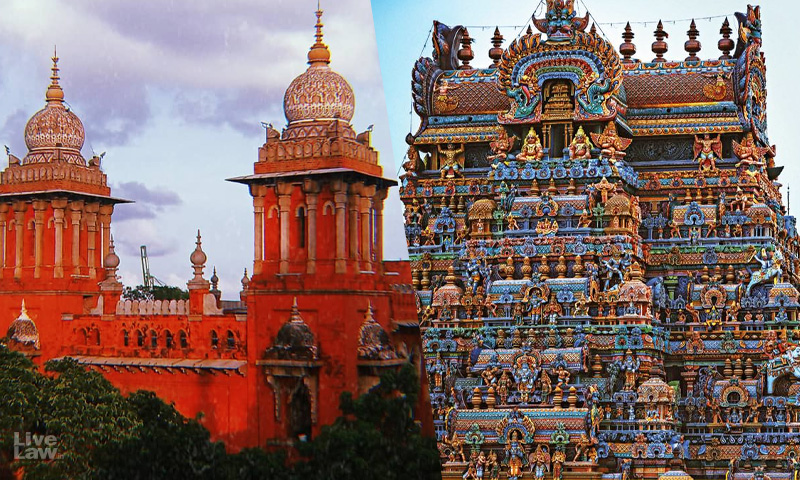 Temple Lands Shall Always Remain With Temples; Public Purpose Theory Shall Not Be Invoked Over Temple Lands : Madras High Court