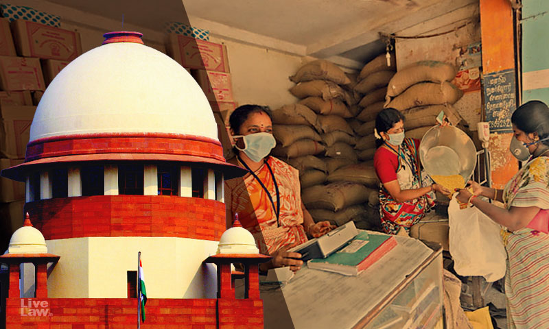 States Must Implement One Nation, One Ration Card Scheme By July 31; Run Community Kitchens For Migrants : Supreme Court