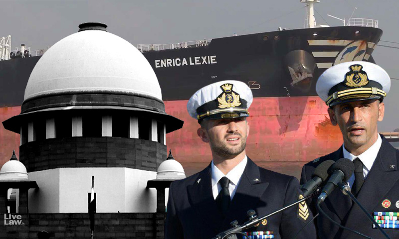 Dramatic Twists Of Enrica Lexie-Italian Marines Case : A Time Line Of 9 Years