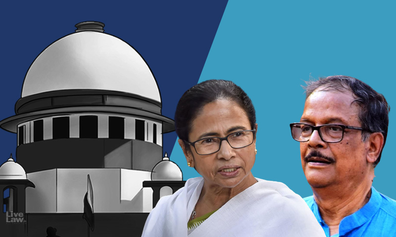 Narada Case- Supreme Court To Hear Pleas Of WB Govt, CM Mamata Banerjee And State Law Minister On June 25; Calcutta HC Urged To Defer Hearing Till Then