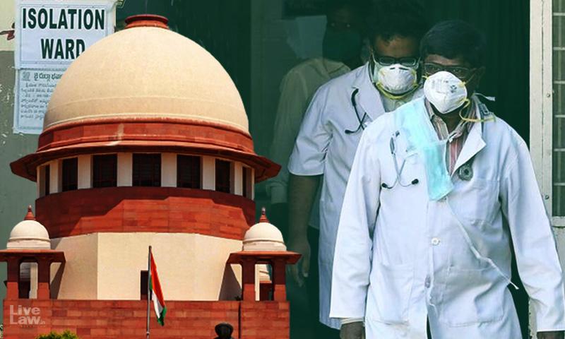 Supreme Court Dismisses Plea To Postpone Foreign Medical Graduate Exam As Infructuous