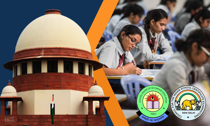 Covid Not Applicable To Private Students?-Supreme Court Hearing- Courtroom Exchange In CBSE/ICSE/Compartment/Private Students