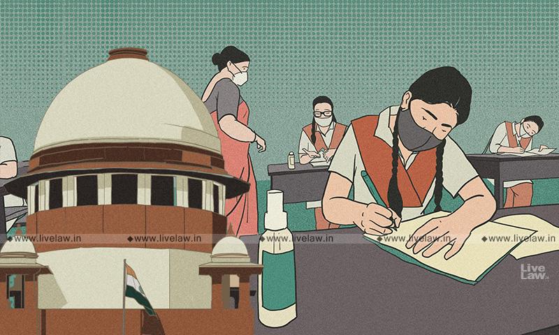 Plea Seeking Cancellation Of State Board Examination : Supreme Court Hearing- Live Updates