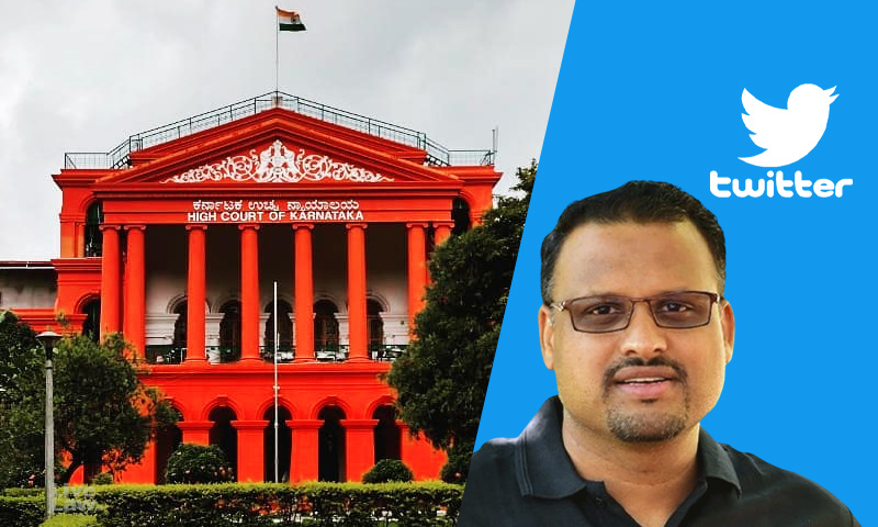 Karnataka High Court Protects Twitter India MD Manish Maheshwari From UP Police Coercive Action In Ghaziabad FIR