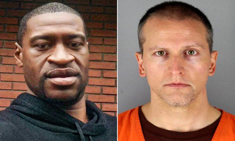 George Floyd Murder: Ex-Police Officer Derek Chauvin Sentenced To 22.5 Years In Prison