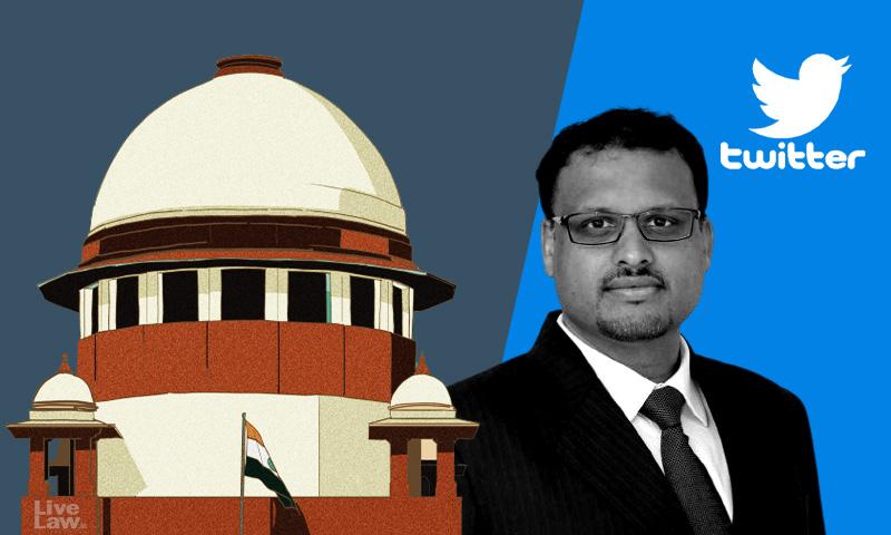 Ghaziabad Mans Assault Case: UP Police Moves Supreme Court Against Karnataka HC Order Granting Protection To Twitter India MD Manish Maheshwari