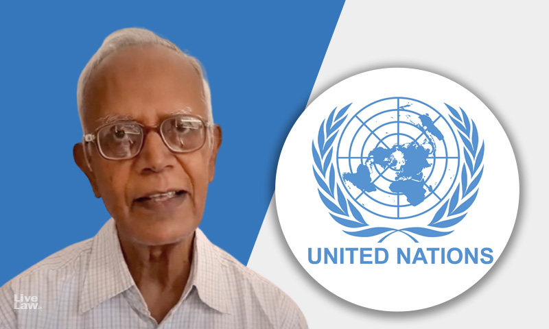 Father Stan Swamy Was A Long Standing Activist : UN Body Mourns His Death In Custody; Urges India To Release Persons Detained Without Legal Basis