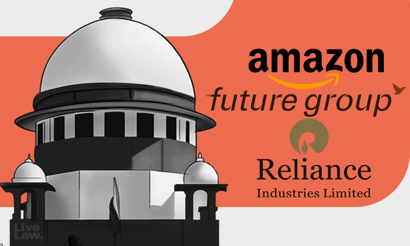 If Amazon Wins, It Will Get Rs 1400 Crores, But 26,000 Employees Of Future Retail Might Lose Jobs : Salve In Supreme Court