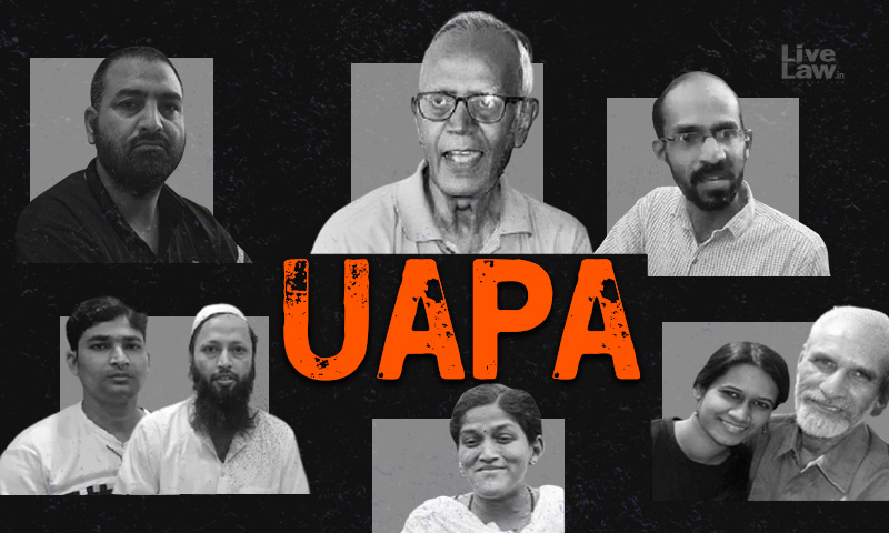 UAPA Wrecking Lives : What Is The Human Cost?