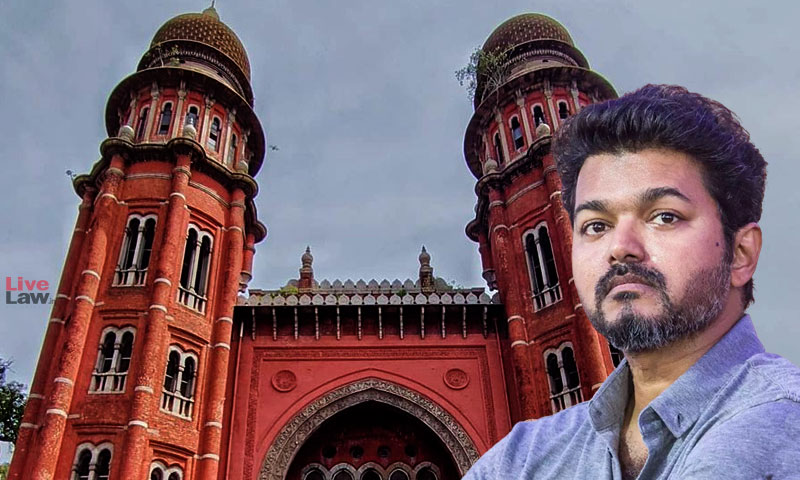 Prompt Payment of Tax Makes One A Real Hero: Madras High Court Dismisses Tamil Actor Vijays Plea Against Entry Tax On Rolls Royce Car With 1 Lakh Cost
