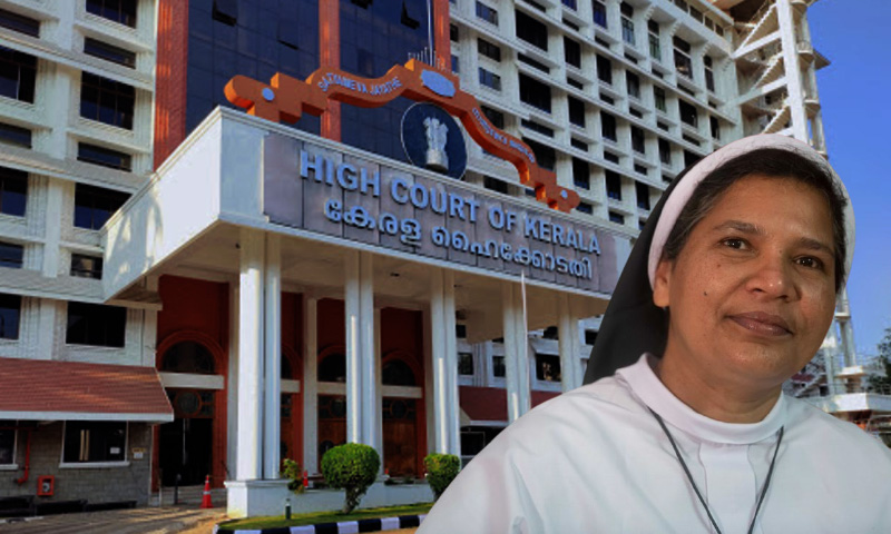 Im a Woman, A Nun, Fighting For Justice :Sister Lucy Argues Her Case Before Kerala High Court