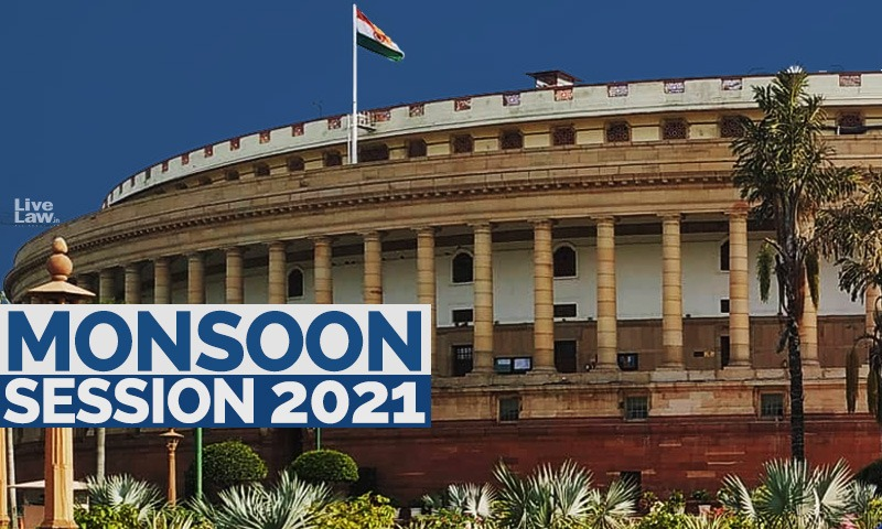 Parliament Monsoon Session 2021: Centre Proposes To Pass 23 Bills In Lok Sabha